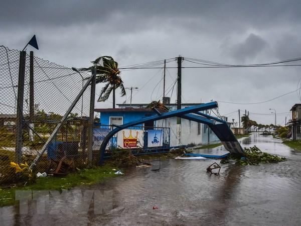 Sieu bao Irma gay thiet hai ve kinh te nang ne cho dat nuoc Cuba hinh anh 1
