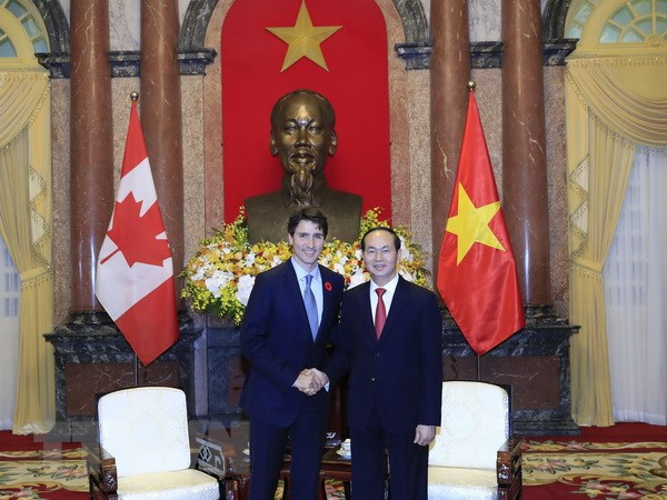 Dong luc moi dua quan he Viet Nam-Canada len tam cao hon hinh anh 1