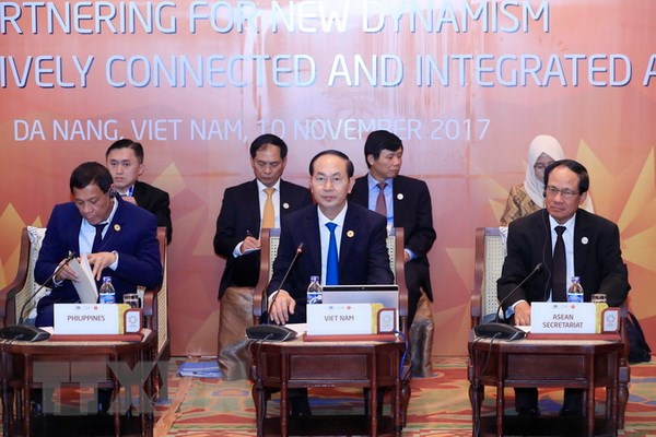 APEC 2017: Doi thoai cap cao khong chinh thuc APEC-ASEAN hinh anh 1