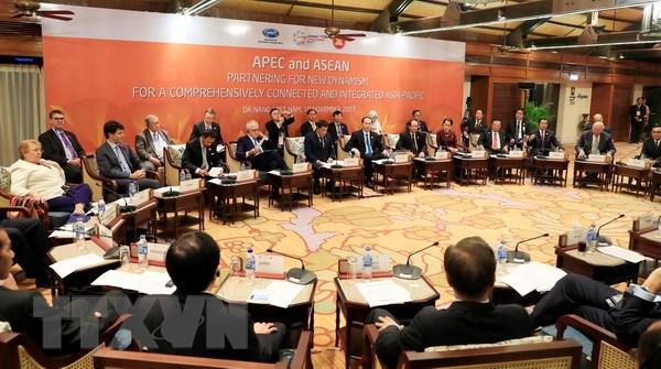 APEC 2017: Doi thoai cap cao khong chinh thuc APEC-ASEAN hinh anh 2