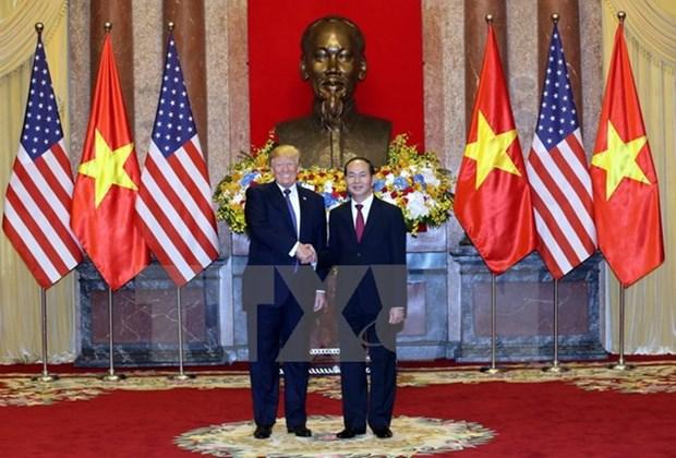 Toan van Tuyen bo chung giua hai nuoc Viet Nam va Hoa Ky hinh anh 1
