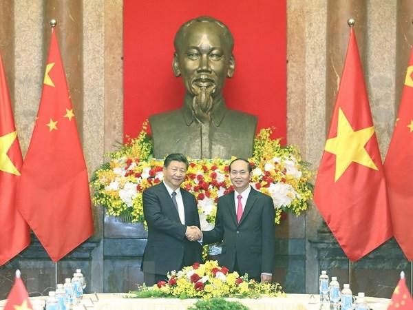Toan van Tuyen bo chung giua hai nuoc Viet Nam-Trung Quoc hinh anh 2