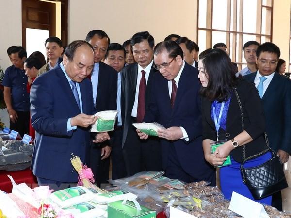 Thu tuong du Hoi nghi Xuc tien dau tu tinh Bac Kan nam 2017 hinh anh 2