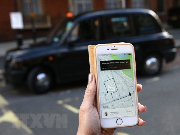 Nhieu nuoc dieu tra Uber che giau vu danh cap thong tin khach hang hinh anh 1