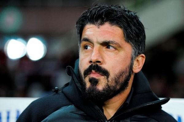 AC Milan bo nhiem Gennaro Gattuso: Con tung quan mau do den hinh anh 1