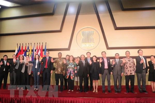 ASEAN khong ngung thuc day binh dang gioi va bao ve phu nu hinh anh 1