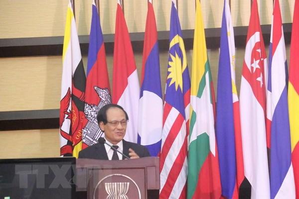 ASEAN khong ngung thuc day binh dang gioi va bao ve phu nu hinh anh 2