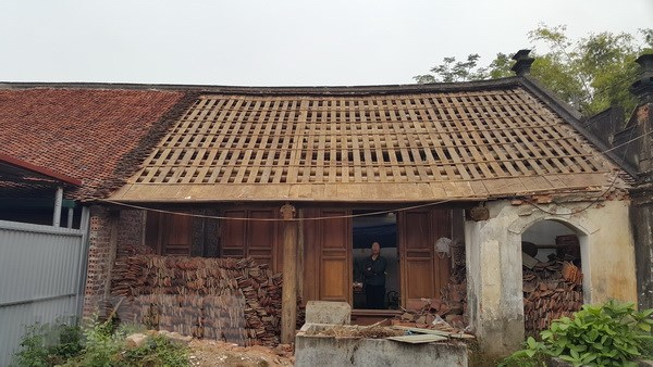 Ha Noi: Can co dinh huong dai hoi bao ve nha co Duong Lam hinh anh 1