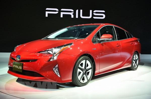 Hang Toyota chuyen huong tap trung vao cac dong oto ''xanh'' hinh anh 1
