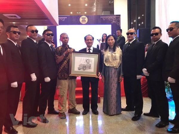 Ong Le Luong Minh chuan bi ket thuc nhiem ky Tong Thu ky ASEAN hinh anh 3