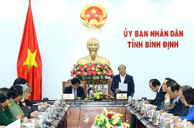 Binh Dinh phat huy van hoa 'dat vo, troi van' trong phat trien du lich hinh anh 1