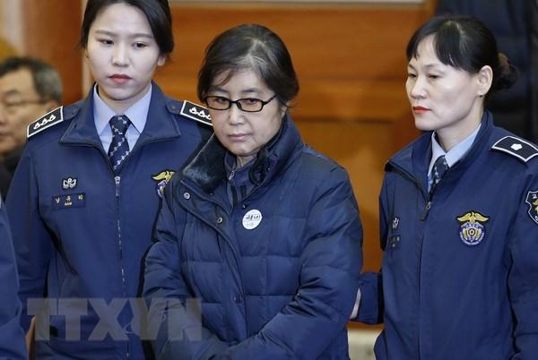 Ban than cua cuu Tong thong Park Geun-hye bi ket an 20 nam tu hinh anh 1