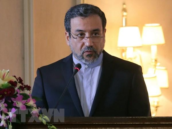 Iran neu kha nang rut khoi thoa thuan hat nhan JCPOA hinh anh 1