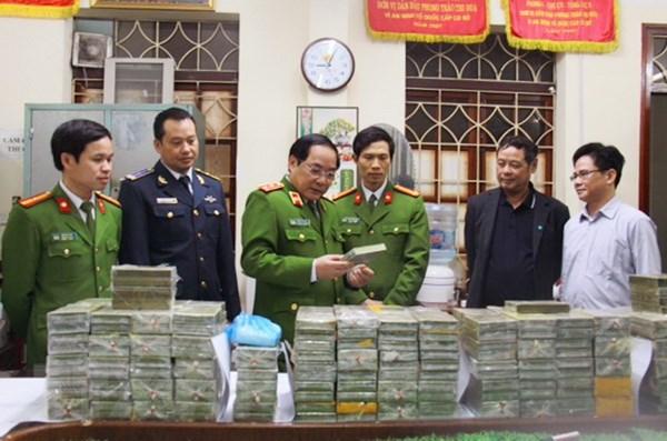Pha vu an 288 banh heroin - Chien cong xuat sac cua Cong an Cao Bang hinh anh 1
