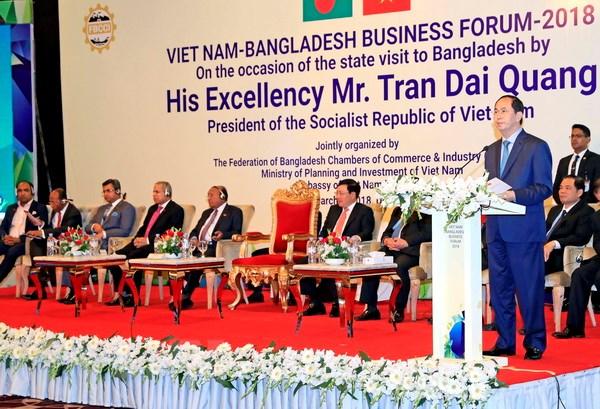 Doanh nghiep Viet Nam-Bangladesh can khoi xuong cac y tuong sang tao hinh anh 2