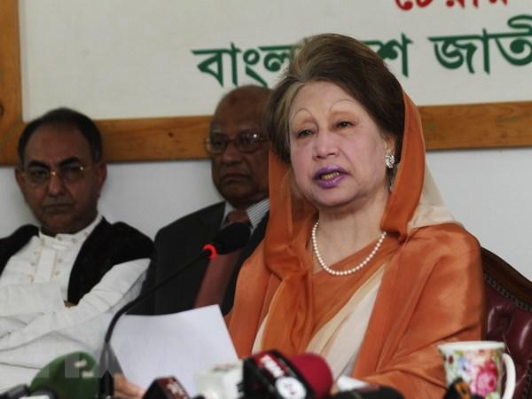 Cuu Thu tuong Bangladesh Khaleda Zia duoc bao lanh tai ngoai hinh anh 1