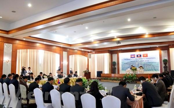 Tong ket dot cao diem tran ap toi pham buon nguoi Viet-Lao-Campuchia hinh anh 1