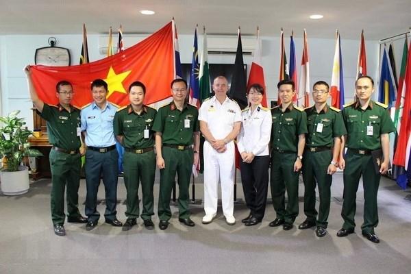 Chuong trinh hoc bong quoc phong Australia cho cac nuoc ASEAN hinh anh 1