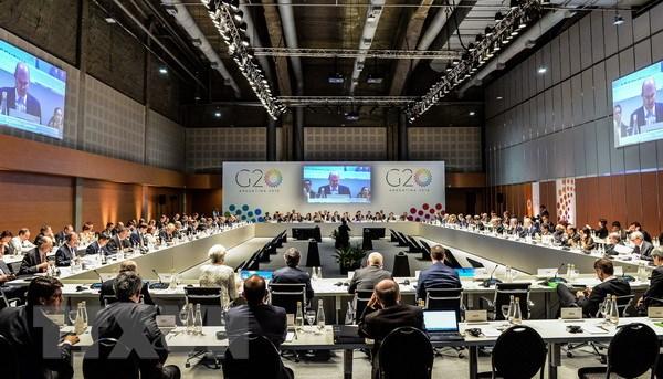 G20 quyet tam ngan chan chu nghia bao ho, chien tranh thuong mai hinh anh 1