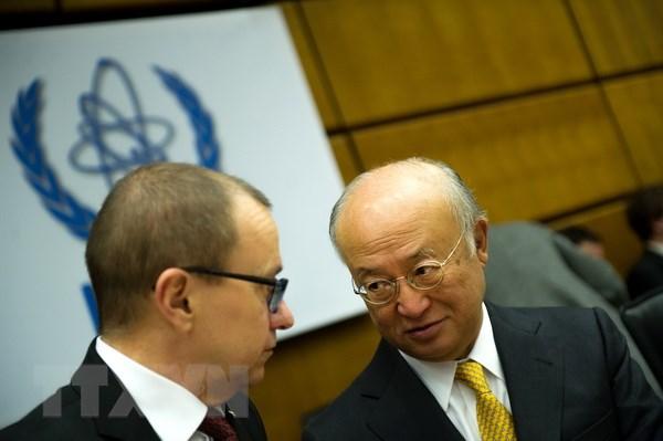 IAEA muon dong vai tro tich cuc trong phi hat nhan hoa Trieu Tien hinh anh 1