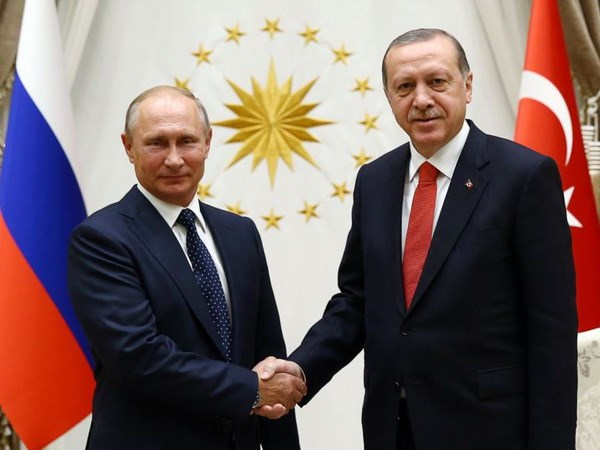 Tong thong Nga Putin se tham Tho Nhi Ky vao tuan sau hinh anh 1
