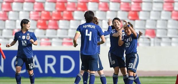 Asian Cup: Doi tuyen nu Viet Nam thua dam Nhat Ban 0-4 o tran ra quan hinh anh 2