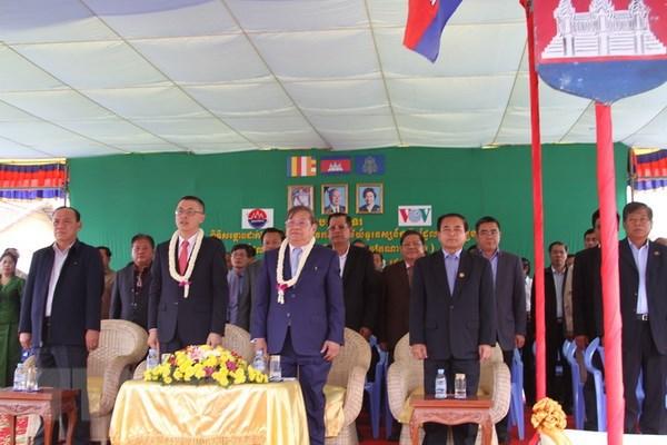 Campuchia khanh thanh dai phat song tinh do Viet Nam tai tro hinh anh 2
