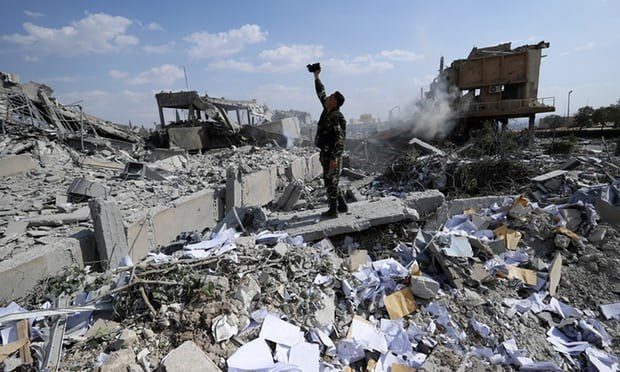 Nga: My tan cong Syria nham giup luc luong cuc doan khoi phuc hang ngu hinh anh 1