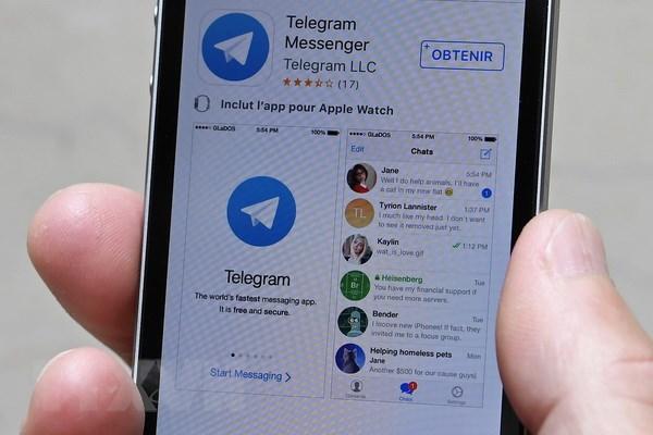 Nga chan cac dia chi IP cua Google tiep tay cho hoat dong cua Telegram hinh anh 1