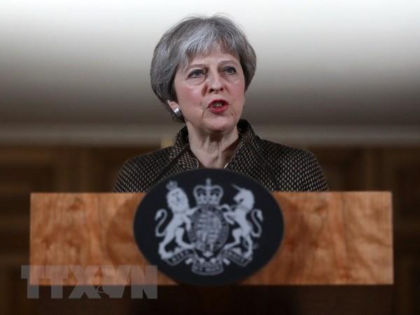 Van de Brexit: EU thuyet phuc Anh o lai lien minh thue quan hinh anh 1