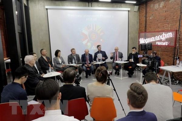 Nga luon coi Viet Nam la nhan to quan trong trong ASEAN hinh anh 1