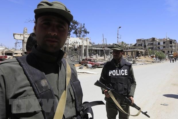 Phien quan Syria chap thuan roi bo vung chien su Nam Damascus hinh anh 1