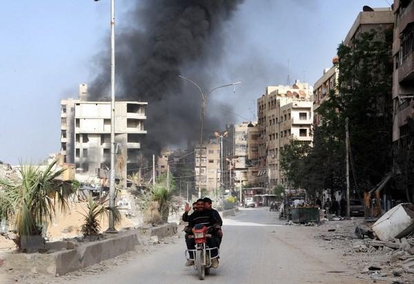 Nga nhan manh cuoc tan cong vao Syria la