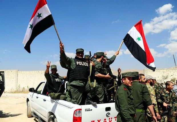 Nga, Tho Nhi Ky va Iran phan doi cac no luc chia re Syria hinh anh 1