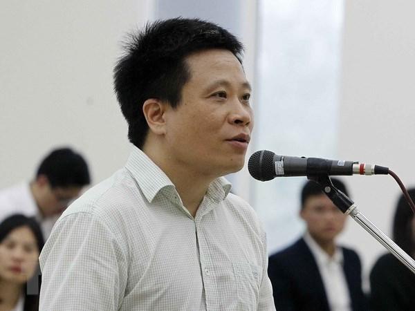 Phien xu Ha Van Tham: Vien Kiem sat khang dinh du can cu de ket toi hinh anh 1