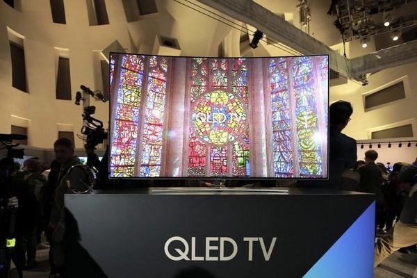 Hang Samsung va ''cuoc chien'' san xuat man hinh TV hinh anh 1