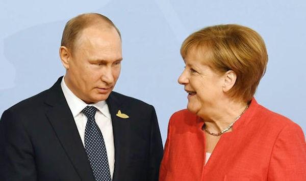 Lanh dao Nga, Duc thao luan nhieu van de quoc te quan trong hinh anh 1