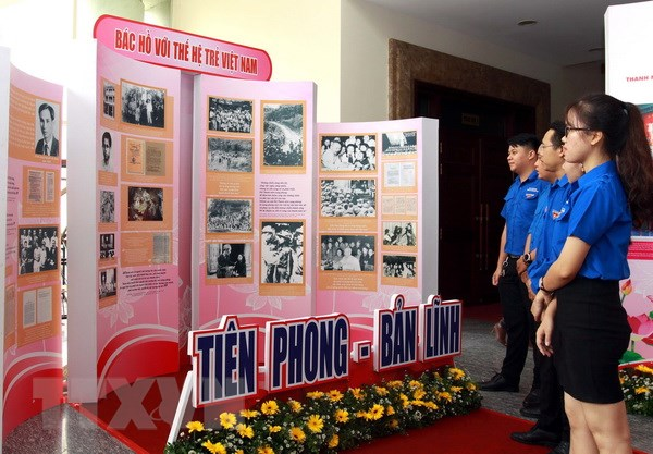 Tuyen duong thanh nien tien tien lam theo loi Bac toan quoc hinh anh 2