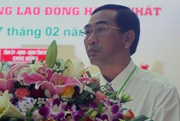 Ong Dang Van Nang bi bai nhiem chuc Pho Chu tich UBND Cao Lanh hinh anh 1