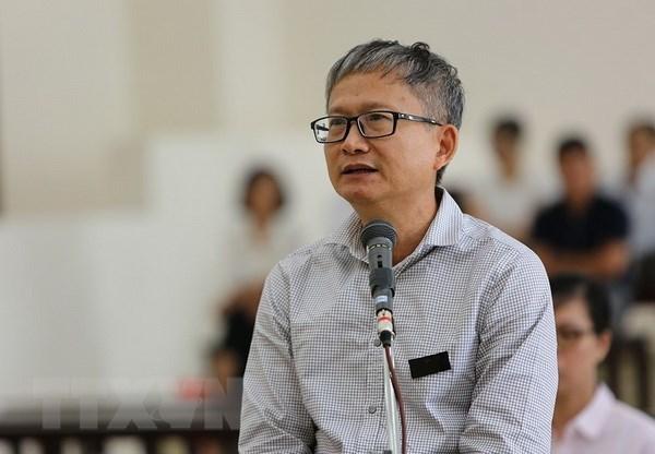 Vu tham o tai PVP Land: De nghi giam hinh phat cho Dinh Manh Thang hinh anh 1
