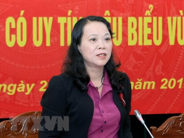 Thu tuong bo nhiem Thu truong-Pho Chu nhiem Uy ban Dan toc hinh anh 1