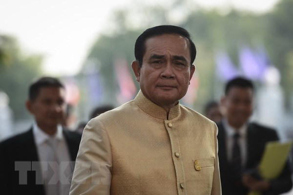 Thai Lan cung co cac moi quan he hop tac voi cac doi tac chau Au hinh anh 1