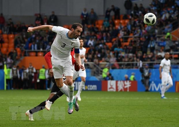 Bang A World Cup 2018: Uruguay truoc co hoi gianh ve di tiep hinh anh 1