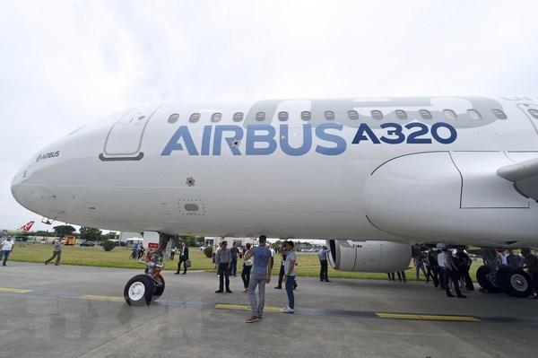 Airbus tim cach ''cuu'' thuong vu ban may bay cho Trung Quoc hinh anh 1