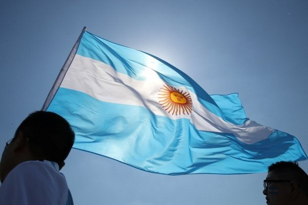 Morgan Stanley xep Argentina vao nhom thi truong moi noi hinh anh 1