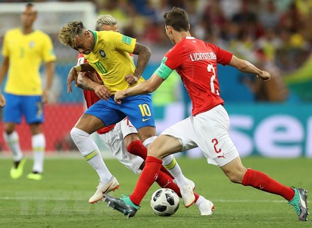 Bang E - Lieu Neymar da thuc su san sang cho World Cup? hinh anh 1