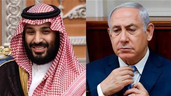 Hoang Thai tu Saudi Arabia va Thu tuong Israel bi mat gap nhau hinh anh 1