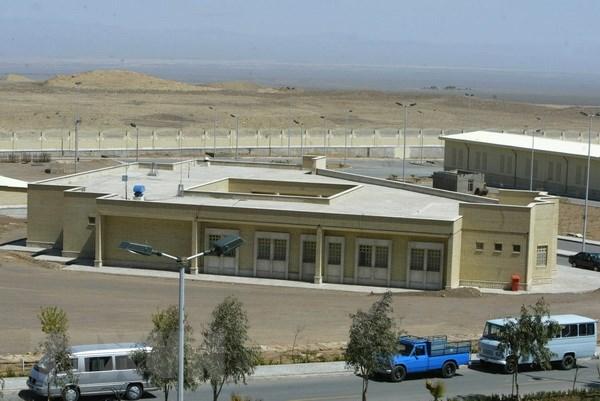 Iran bac bo de nghi cua My ve khong lam giau urani hinh anh 1