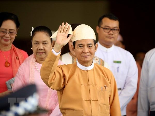 Myanmar an dinh thoi diem to chuc Hoi nghi Hoa binh Panglong lan 3 hinh anh 1