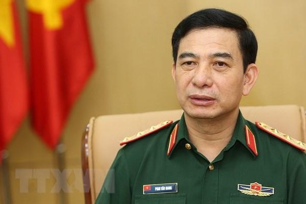Viet Nam-Han Quoc tang cuong hop tac trong luc luong hai quan hinh anh 1